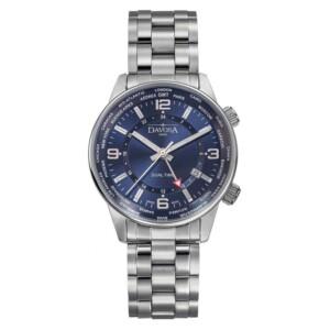 Davosa VIREO DUAL TIME 163.480.45 - zegarek męski