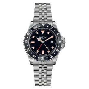 Davosa VINTAGE DIVER QUARTZ 163.500.50 - zegarek męski