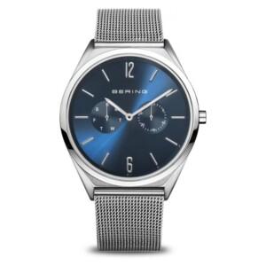 Bering Ultra Slim 17140-007 - zegarek męski