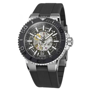 Epos Skeleton Diver 3441.135.20.15.30 - zegarek męski