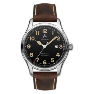 Atlantic WORLDMASTER PILOT AUTOMATIC 52752.41.63S - zegarek męski