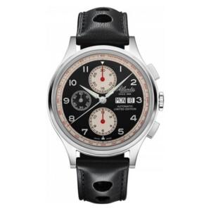 Atlantic Worldmaster Valjoux Automatic Limited Edition 55852.41.63 - zegarek męski