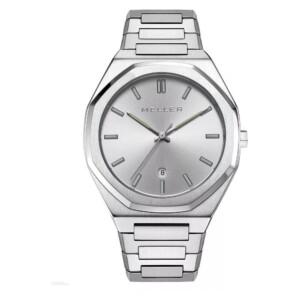 Meller Daren All Silver 8PP-3.2SILVER - zegarek męski