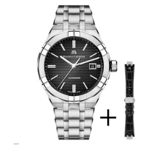 Maurice Lacroix AIKON GENT DATE AI6008-SS002-330-2 - zegarek męski