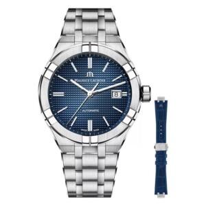 Maurice Lacroix AIKON GENT DATE AI6008-SS002-430-2 - zegarek męski