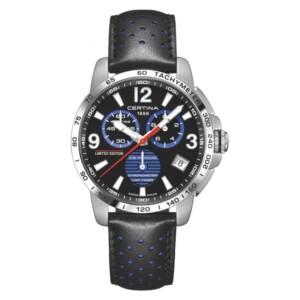 Certina  DS PODIUM CHRONO LAP TIMER COSC CHRONOMETER YAMAHA LIMITED EDITION C034.453.16.057.20 - zegarek męski