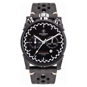 CT Scuderia CHECK FLAG CWEH00319 - zegarek męski