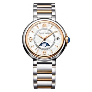 Maurice Lacroix FIABA LADY MOONPHASE FA1084-PVP13-150-1 - zegarek damski