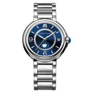 Maurice Lacroix FIABA LADY MOONPHASE FA1084-SS002-420-1 - zegarek damski