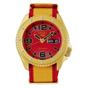 Seiko 5 Sports Automatic Street Fighter V Limited Edition SRPF24K1 - zegarek męski