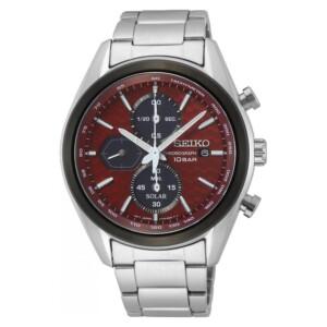 Seiko Chronograph Solar SSC771P1 - zegarek męski