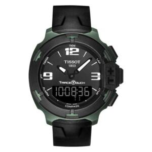 Tissot T-RACE TOUCH ALUMINIUM T081.420.97.057.01 - zegarek męski