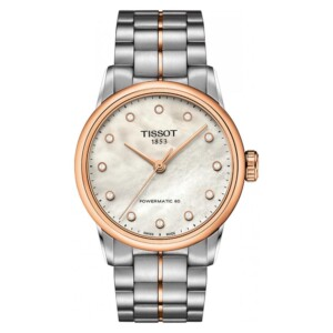 Tissot LUXURY POWERMATIC 80 LADY  T086.207.22.116.00 - zegarek damski