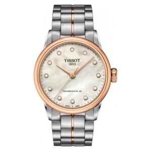 Tissot LUXURY POWERMATIC 80 LADY T086.207.22.116.00 - zegarek damski