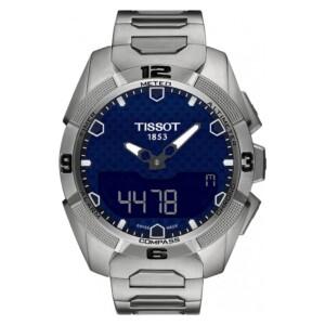 Tissot T-TOUCH EXPERT SOLAR T091.420.44.041.00 - zegarek męski