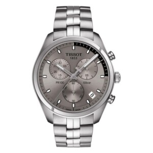 Tissot PR 100 CHRONOGRAPH T101.417.11.071.00 - zegarek męski
