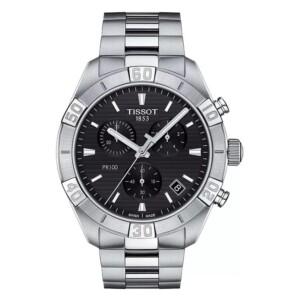 Tissot PR 100 SPORT GENT CHRONOGRAPH T101.617.11.051.00 - zegarek męski