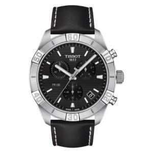Tissot PR 100 SPORT GENT CHRONOGRAPH T101.617.16.051.00 - zegarek męski