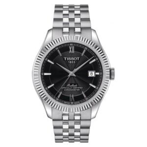 Tissot BALLADE POWERMATIC 80 SILICIUM T108.408.11.058.00 - zegarek męski