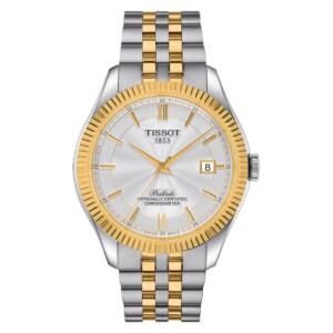 Tissot BALLADE POWERMATIC 80 SILICIUM T108.408.22.278.01 - zegarek męski