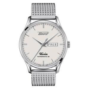 Tissot HERITAGE VISODATE POWERMATIC 80 T118.430.11.271.00 - zegarek męski