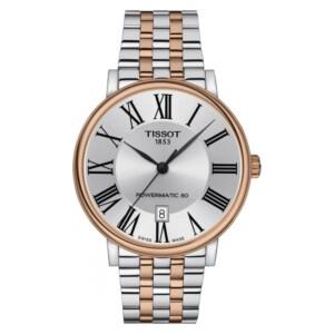 Tissot CARSON POWERMATIC 80 T122.407.22.033.00 - zegarek męski