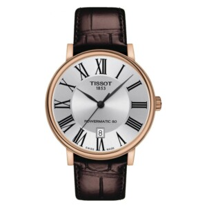 Tissot CARSON PREMIUM POWERMATIC 80 T122.407.36.033.00 - zegarek męski