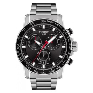 Tissot SUPERSPORT CHRONO T125.617.11.051.00 - zegarek męski