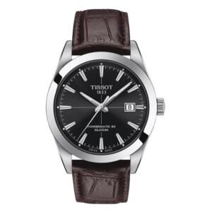 Tissot TISSOT GENTLEMAN POWERMATIC 80 SILICIUM T127.407.16.051.01 - zegarek męski