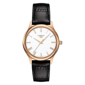 Tissot EXCELLENCE LADY 18K GOLD T926.210.76.013.00 - zegarek damski