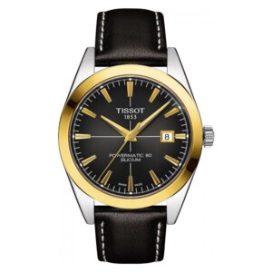 Tissot TISSOT GENTLEMAN POWERMATIC 80 SILICIUM T927.407.46.061.01 - zegarek męski