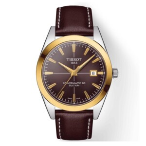 Tissot TISSOT GENTLEMAN POWERMATIC 80 SILICIUM T927.407.46.291.01 - zegarek męski