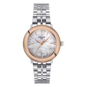 Tissot GLENDORA 18K GOLD T929.210.41.116.00 - zegarek damski