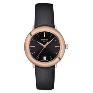 Tissot GLENDORA 18K GOLD T929.210.46.051.00 - zegarek damski