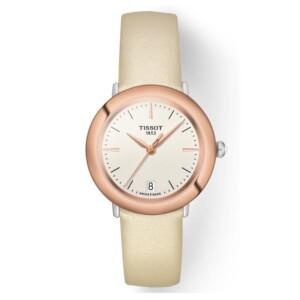 Tissot GLENDORA 18K GOLD T929.210.46.261.00 - zegarek damski