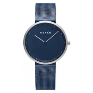 Obaku PAPIR LILLE - ARCTIC V230LXHLML - zegarek damski