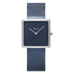 Obaku KVADRAT - ARCTIC V236LXHLML - zegarek damski