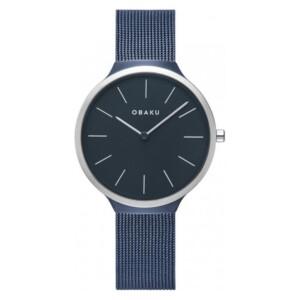 Obaku  ARK LILLE - ARCTIC V240LXHLML - zegarek damski