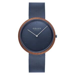 Obaku TRAE - MARINE V245GXLLML - zegarek męski