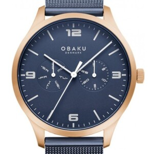 Obaku ASK - OCEAN V249GMVLML - zegarek męski