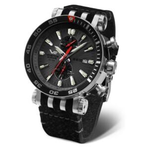 Vostok Europe Energia Chrono Line VK61-575A588 - zegarek męski