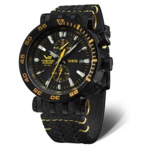Vostok Europe Energia Chrono Line VK61-575C589 - zegarek męski