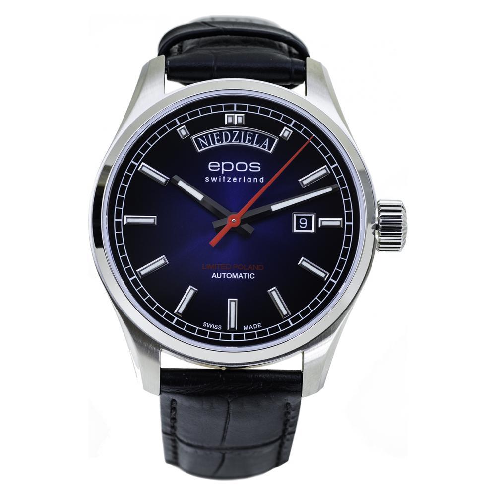 Epos LIMITED POLAND 3501.142.90.96.25 - zegarek męski 1