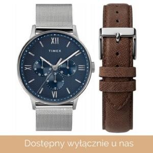 KOLEKCJA SPECJALNA TIMEX dla ZegarkiCentrum.pl TW2T35100MP - zegarek męski