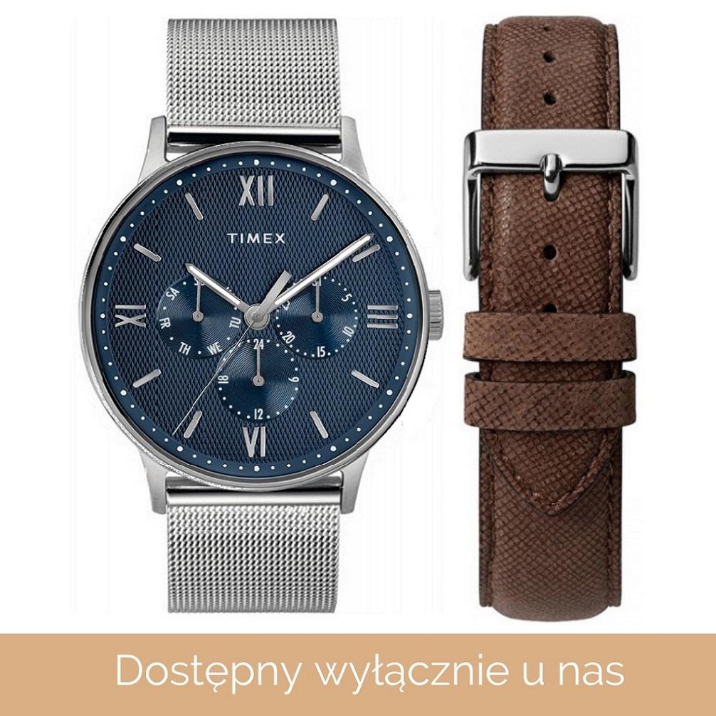 KOLEKCJA SPECJALNA TIMEX dla ZegarkiCentrum.pl TW2T35100MP - zegarek męski 1