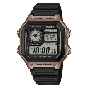 Casio Collection Men AE-1200WH-5A - zegarek męski