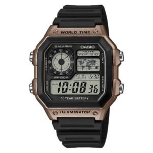 Casio Collection Men AE-1200WH-5A - zegarek męski
