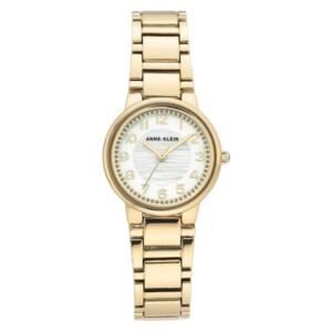 Anne Klein Gold-Tone AK3604MPGB - zegarek damski