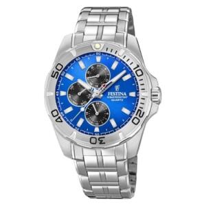 Festina Multifunction F20445-4 - zegarek męski