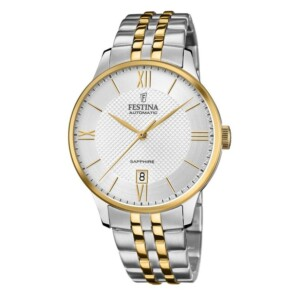Festina Sapphire Automatic F20483-4 - zegarek męski